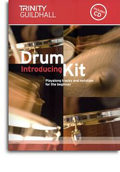Trinity Guildhall: Introducing Drum Kit, Book and CD