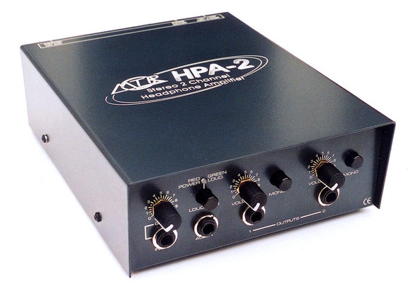 MTR HPA-2 2 channel headphone amplifier
