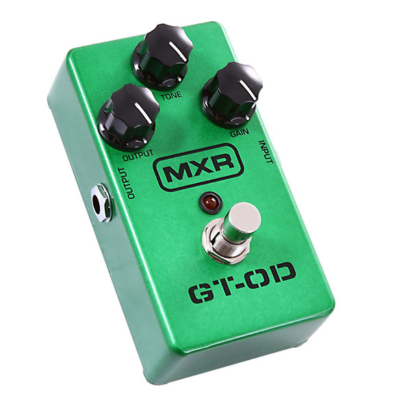 MXR M193 GT-OD Overdrive Effect Pedal