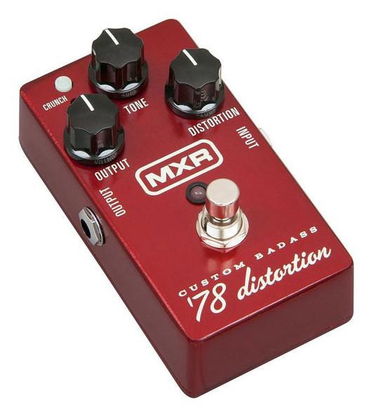 MXR M78 Custom Badass 78 Distortion Effect Pedal