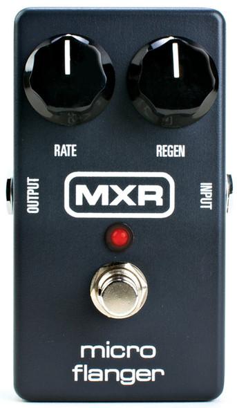 MXR M152 Micro Flanger  Effects Pedal