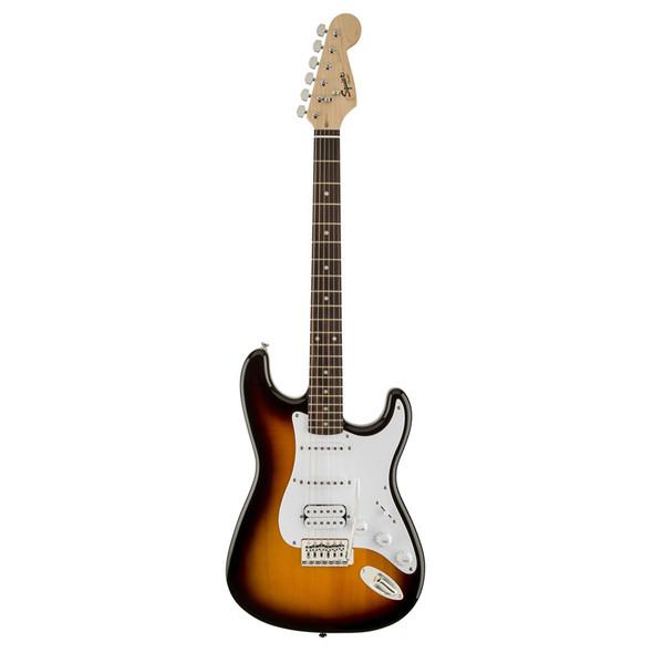 Fender Squier Bullet Stratocaster with Tremolo HSS, Brown Sunburst