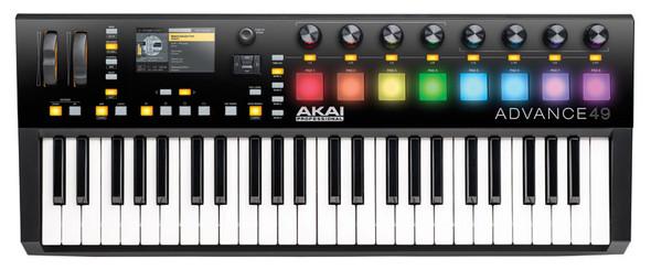 Akai Advance 49 USB/MIDI Controller Keyboard  (Ex-Display)