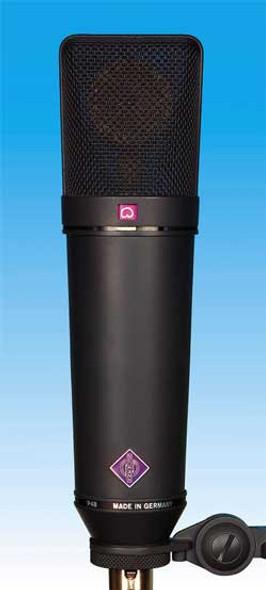 Neumann U87Ai microphone (Black)