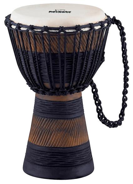 Nino NINO-ADJ3-S 8 Inch Earth Rhythm Djembe, Brown/Black