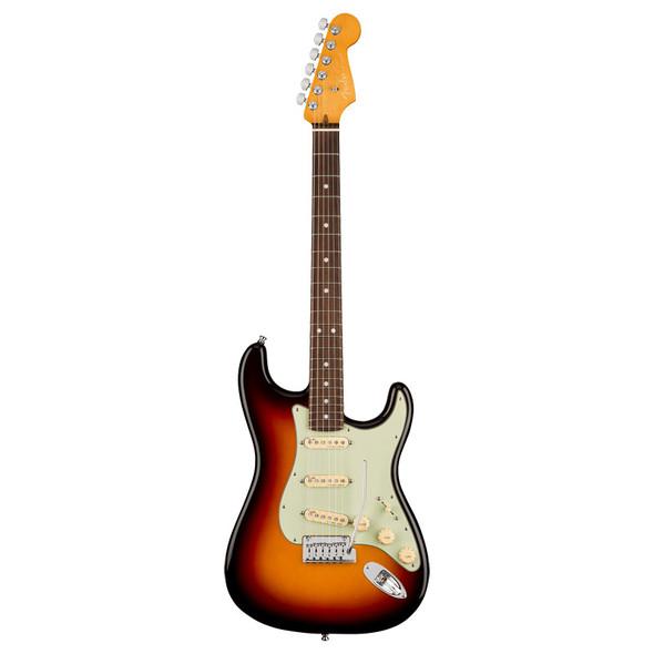Fender American Ultra Stratocaster, Ultraburst, Rosewood
