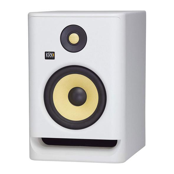 KRK RP7 ROKIT G4 7 Inch White Noise Professional Studio Monitor (Single)