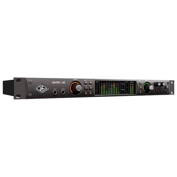 Universal Audio Apollo X6 Thunderbolt 3 Audio Interface with DSP  (Ex-Display)