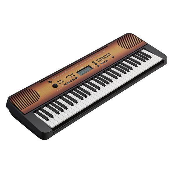 Yamaha PSR-E360MA 61 Note Portable Keyboard, Maple  (as new)