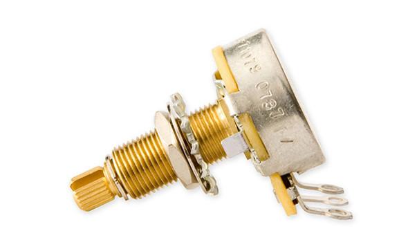 Gibson 300K Linear Taper Long Shaft Potentiometer PPAT-300