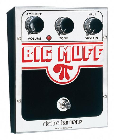 Electro Harmonix Big Muff Pi Classic Effects Pedal
