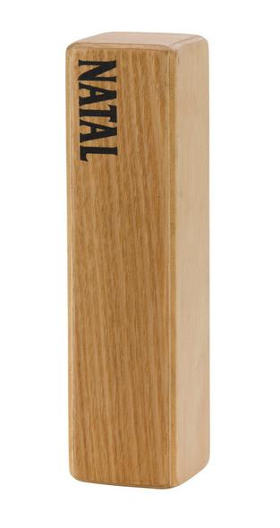 Natal WSK-OB-M-A Oblong Medium Shaker, Ash