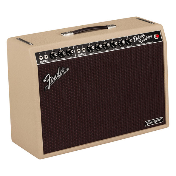 Fender Tone Master Deluxe Reverb Blonde Combo