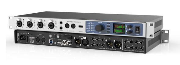 RME Fireface UFX+ Plus Audio Interface