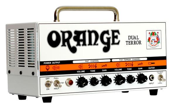 Orange Dual Terror 30W Valve Amp Head