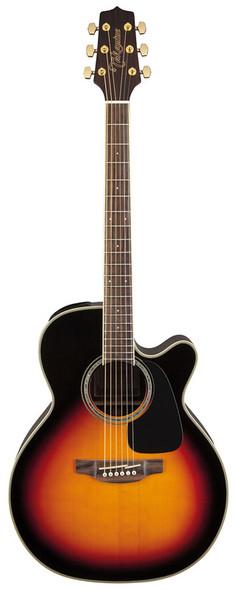 Takamine GN51CE Electro Acoustic Guitar, Brown Sunburst
