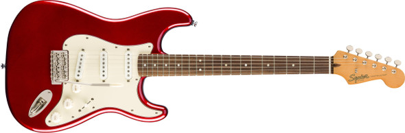 Fender Squier Classic Vibe 60s Stratocaster,  Apple Red, Laurel