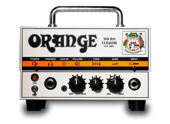 Orange Micro Terror 20 watt Amplifier Head with PPC108 Cabinet