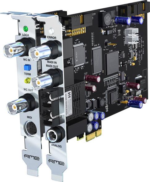 RME HDSPe MADI PCIe MADI Interface Card