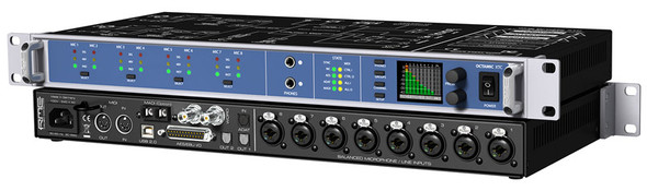 RME OctaMic XTC 8 Channel Microphone Preamp and Converter