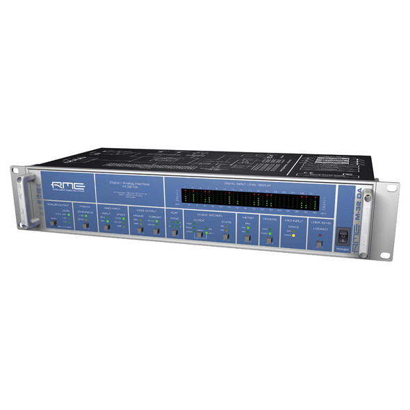 RME M-32 DA 32 Channel MADI/ADAT to Analogue Converter