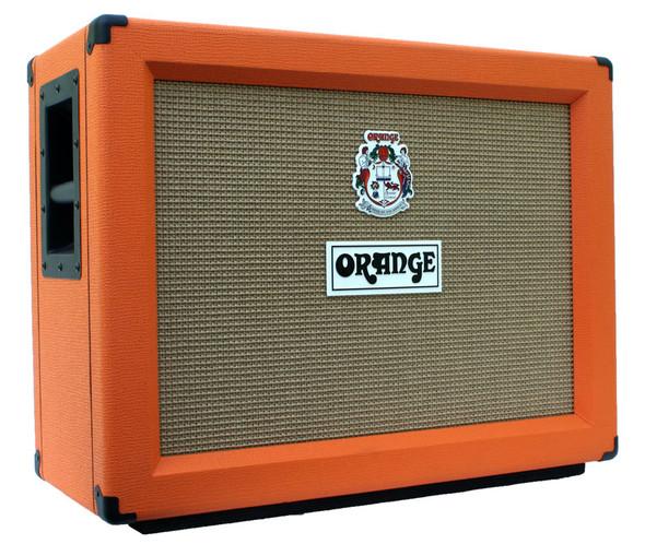 Orange PPC212OB 2 x 12 Guitar Cabinet Open Back Orange Finish
