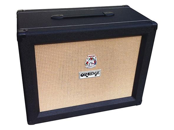 Orange PPC112 1 x 12 Guitar Cabinet in Black