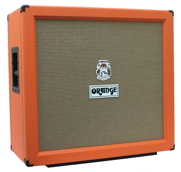 Orange PPC412 4 x 12 Guitar cabinet