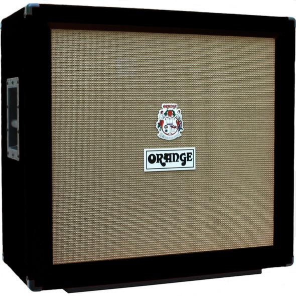 Orange PPC412 4 x 12 Cabinet Black Vinyl