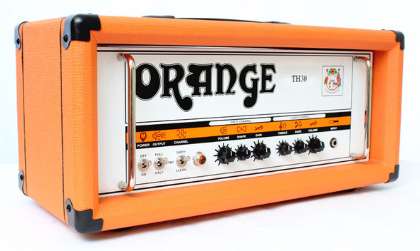 Orange TH30 Twin Channel Guitar Head 30 Watt