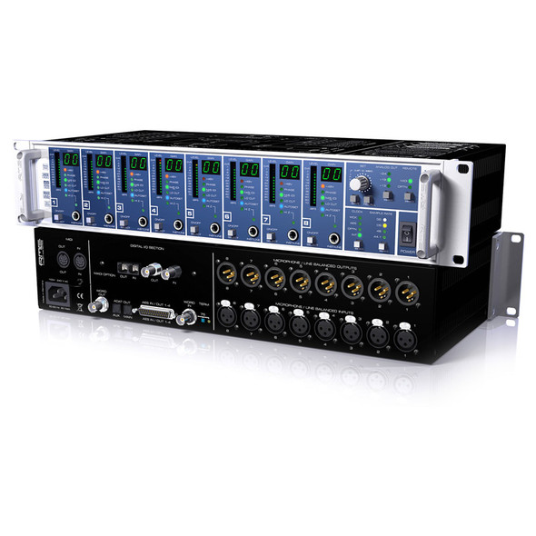 RME Micstasy 8 Channel Microphone Preamp