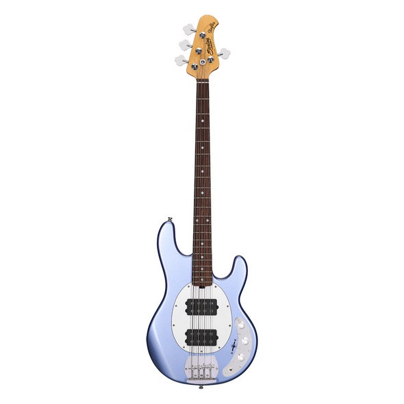 Sterling by Musicman SUB Series Stingray RAY4HH Bass, Metallic Blue