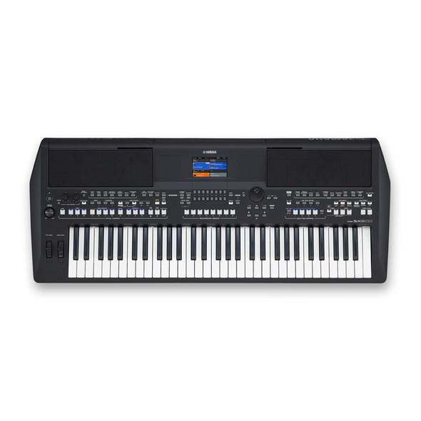 Yamaha PSR-SX600 61 Key Home Keyboard Workstation