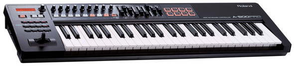 Roland A-500Pro 49 key USB MIDI Keyboard Controller  (Ex-Display)