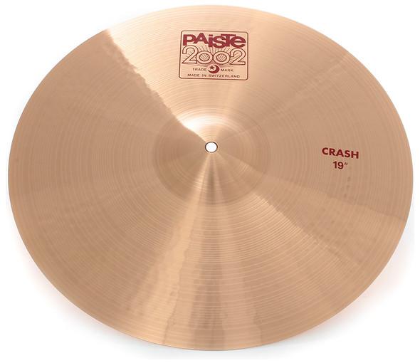 Paiste 2002 19 Inch Crash Cymbal