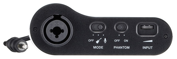 Tascam iXZ Mic/Guitar interface for iPad/iPhone/iPod