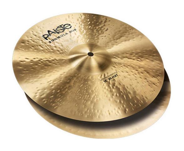 Paiste 602 Modern Essentials 14-inch Hi-Hat Cymbals