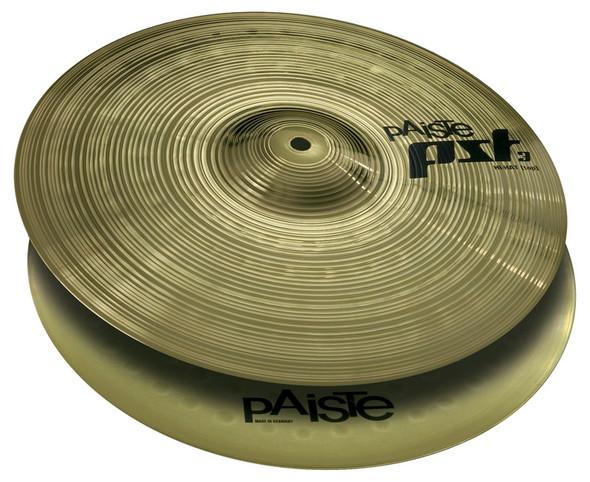 Paiste PST 3 13 Inch Hi-Hat Cymbals