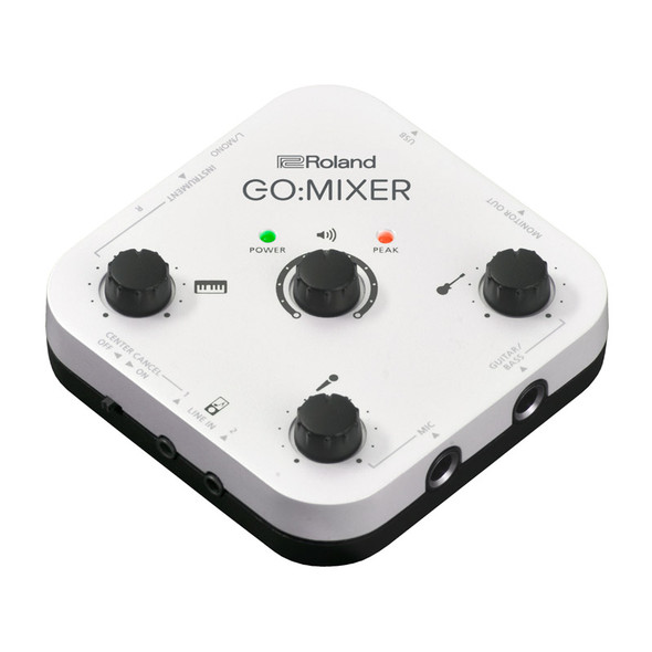 Roland GO:MIXER Audio Interface for SmartPhones