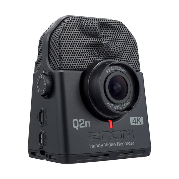 Zoom Q2n 4K Handy Video Recorder