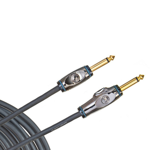 Planet Waves PW-AG-10 Circuit Breaker Instrument Cable, 10 feet