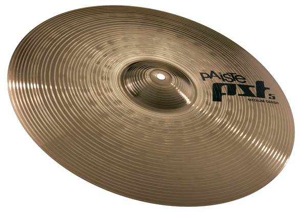 Paiste PST5 16 Inch Medium Crash Cymbal