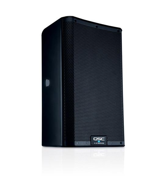 QSC K8.2 Active PA Speaker, Single