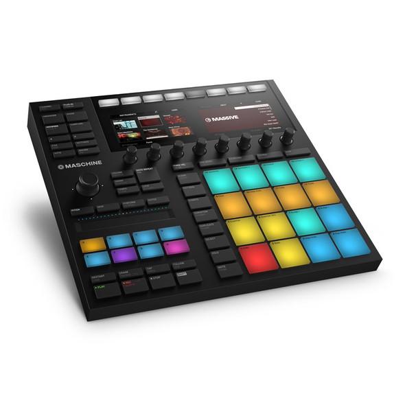 Native Instruments Maschine Mk3 Groove Production Studio, Black  (Ex-Display)