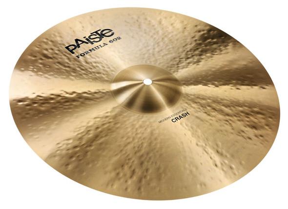 Paiste 602 Modern Essentials 18-inch Crash Cymbal