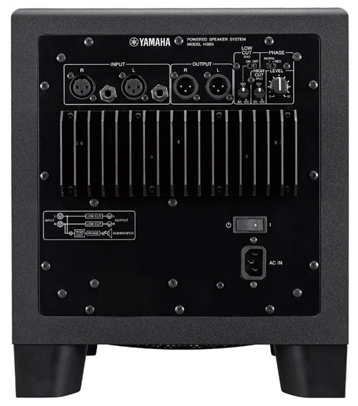 Yamaha HS8S Active Studio Subwoofer