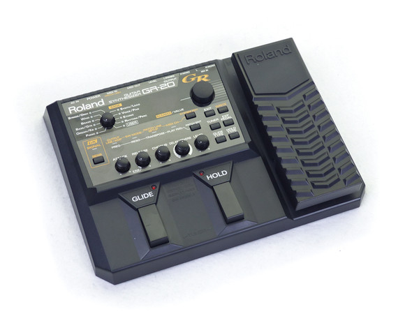 Roland GR-20 Guitar Midi Synthesiser Pedal (GK-3 Not Included) (Pre-Owned)