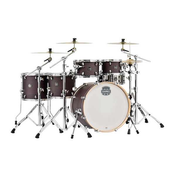 Mapex Armory 6-Piece Studioease Fast Shell Pack in Purple Haze