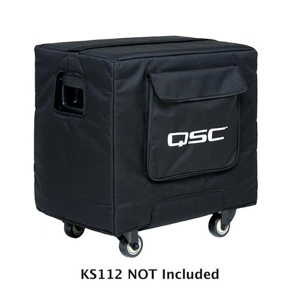 QSC Cover for KS112 Subwoofer