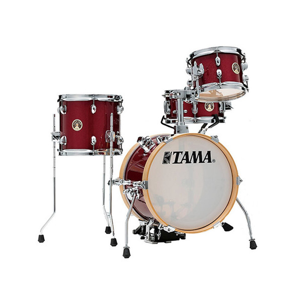 Tama Club-Jam Flyer Compact Acoustic Drum Kit